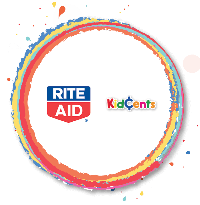 Round up your Rite Aid Pharmacy purchased through KidCents
