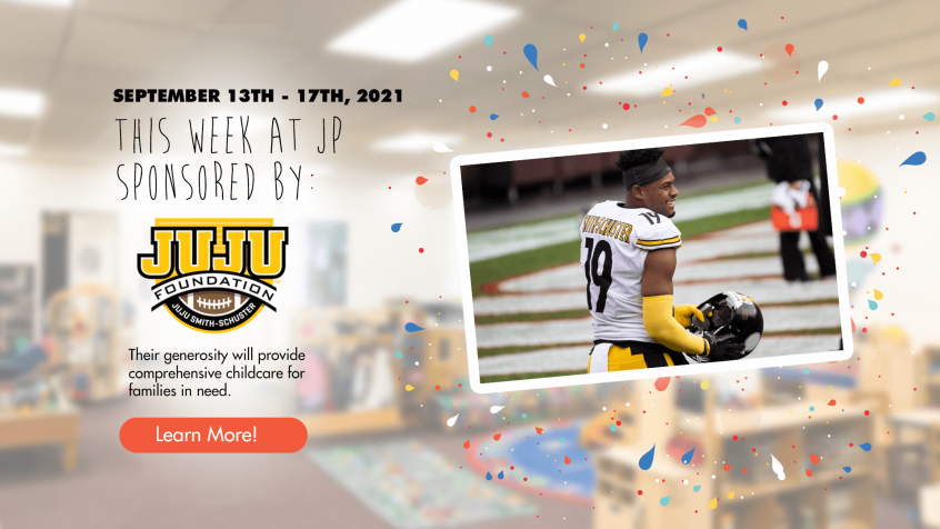 September 13th through the 19th of 2021 is sponsored by the JuJu Foundation